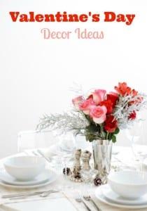 4 Fun Valentines Day Decor Ideas