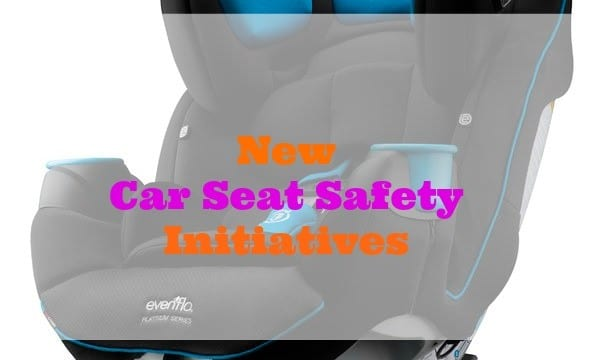 Exciting Car Seat Safety Initiatives You Won't Want To Miss