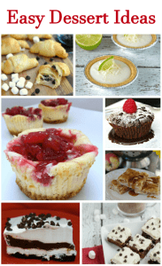 7 Quick Easy Dessert Recipes That You Will Love!