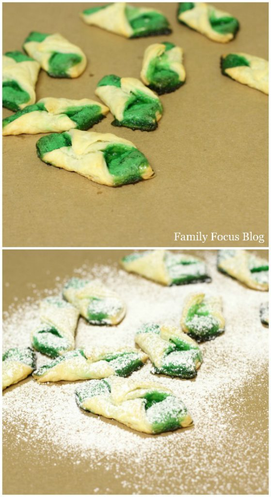 Leapin' Leprechaun Key Lime Kolaches