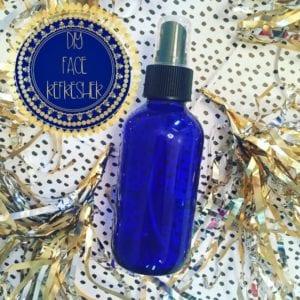 Easy, Refreshing DIY Face Toner Spray Recipe