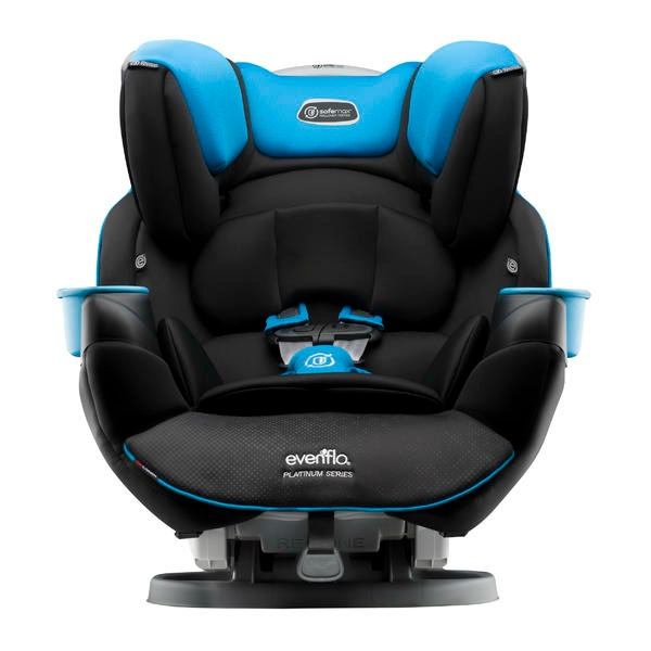 rollever tested car seat