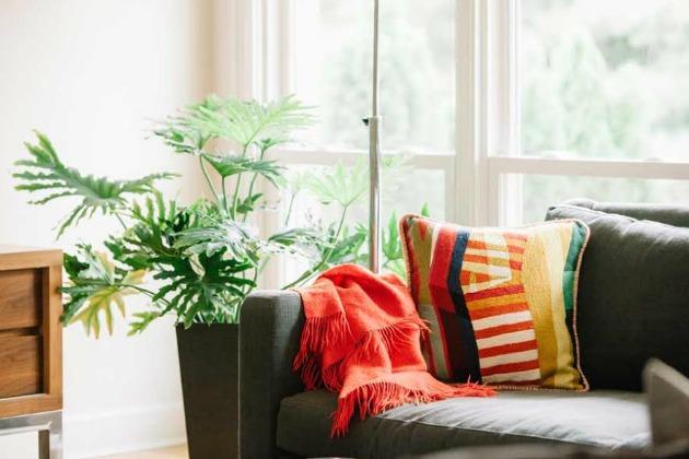live in color- spring interior home design ideas