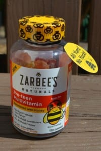 Looking For Wholesome Pre-Teen Multivitamins?  Try Zarbee's Naturals