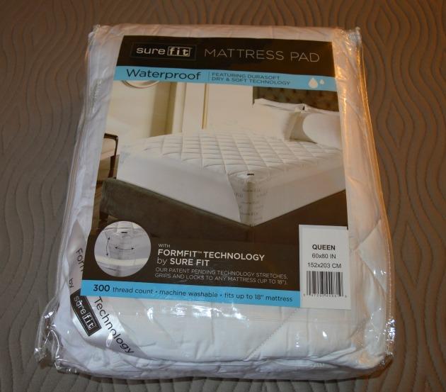 waterproof mattresspad