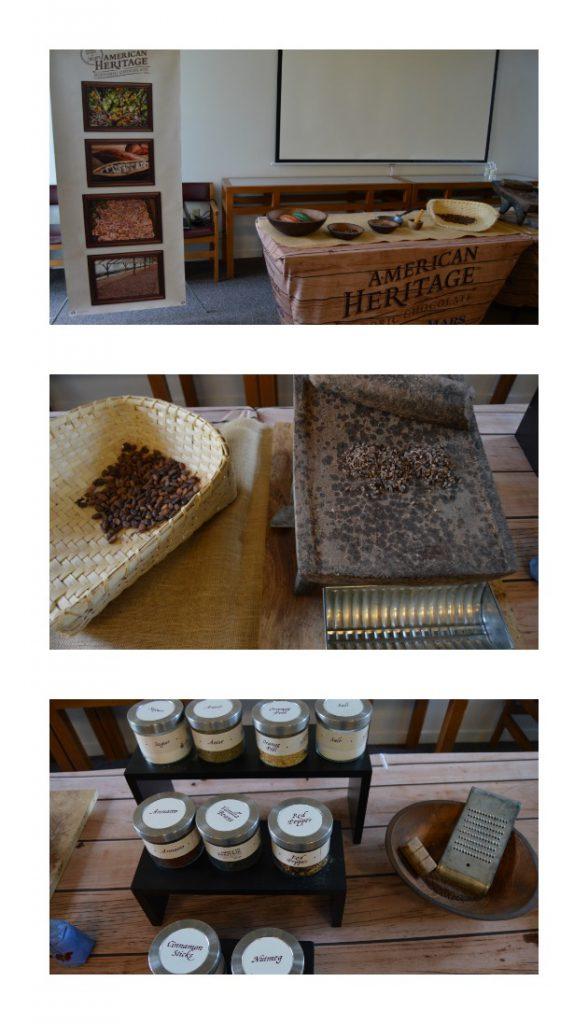 American Heritage Chocolate Experience
