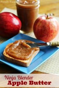 Make Apple Butter: Ninja Blender Recipe
