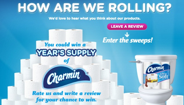 Charmin Ultra Strong Toilet Paper Review (& A Chance To Win!)