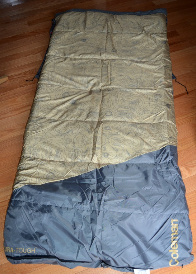 Coleman Big Tall Sleeping Bag