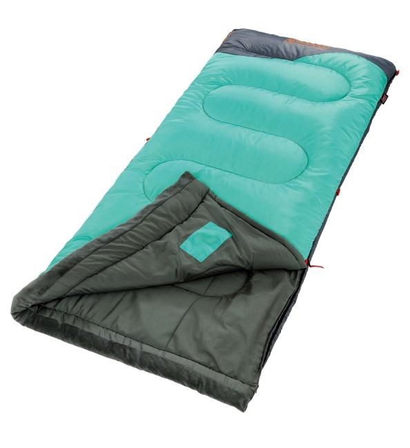 coleman memory foam sleeping bag
