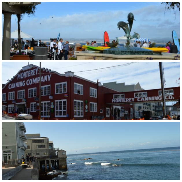 Cannery Row Monterey CA