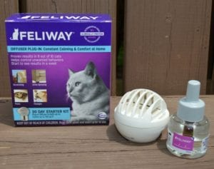 Cat Anxiety Treatment: Feliway For Cats
