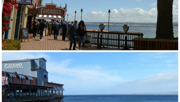 Cannery Row Restaurants and Hotels