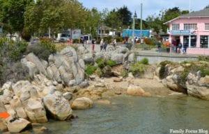 Cannery Row, Monterey, California:  A Family Travel Destination
