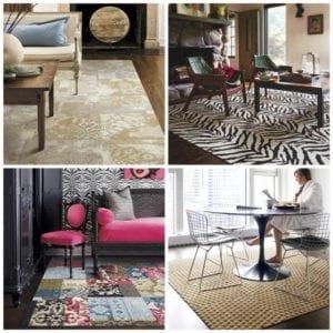 FLOR Carpet Tiles Squares & My Toy Room Makeover