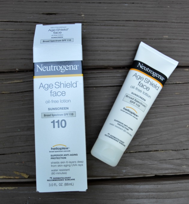 broad spectrum sunscreen