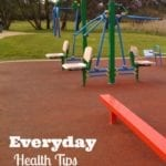 Healthy Living: Everyday Health Tips & Challenge