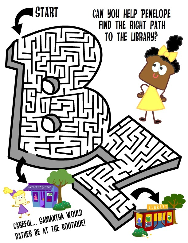 Breadcrumbz maze