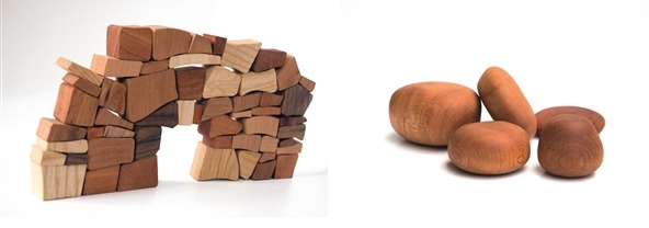 Fine Wooden Toys: Art You Can Play With