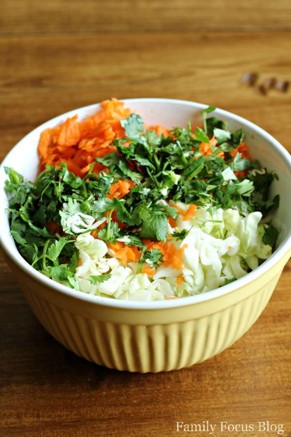 Gluten Free Asian Pasta Salad