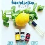 Concentration Roller Blend