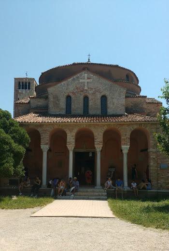 Church of Santa Fosca, Torcello, Venice