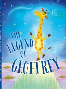 The-Legend-of-Geoffrey-Book