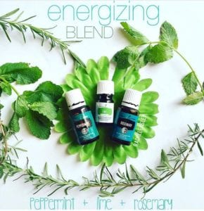 DIY With Essential Oils:  Energizing Roller Blend