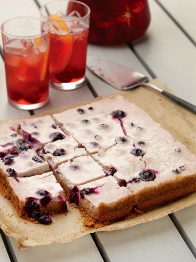 blueberry lemon bars recipe
