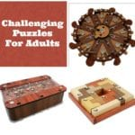 New Challenging Puzzles For Adults From Jean Claude Constantin & Giveaway