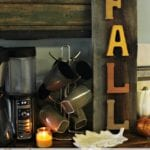 DIY Rustic Decor For Fall – Make Your Own Sign