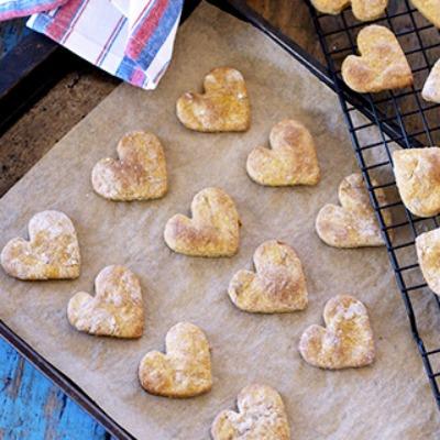 teething biscuit recipe