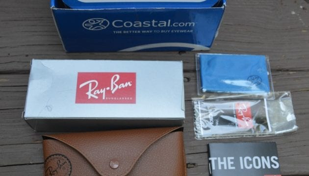 Coastal Eyewear Review and Giveaway