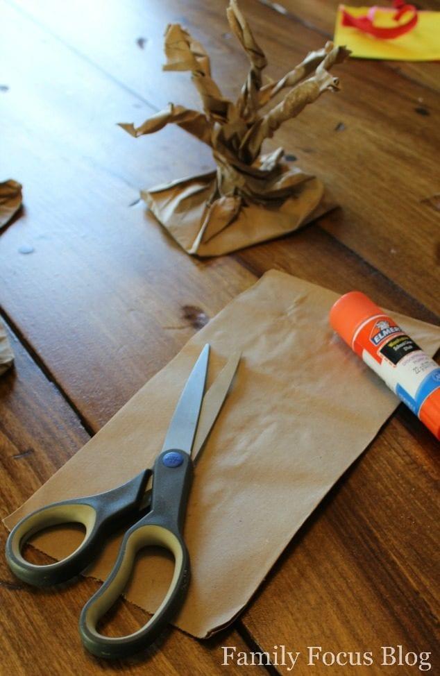 Fall Preschool Craft