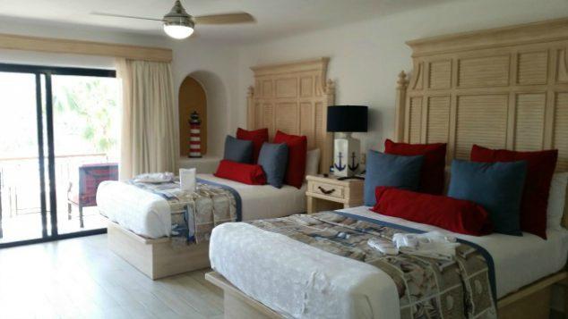 Marina Fiesta Resort Rooms