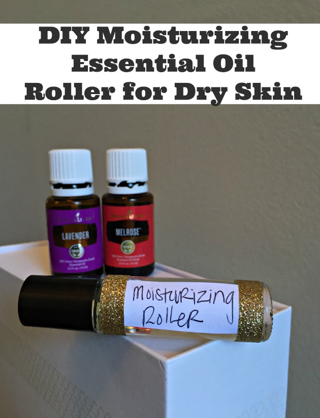 essential oils for dry skin