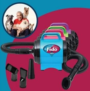 dog dryer giveaway