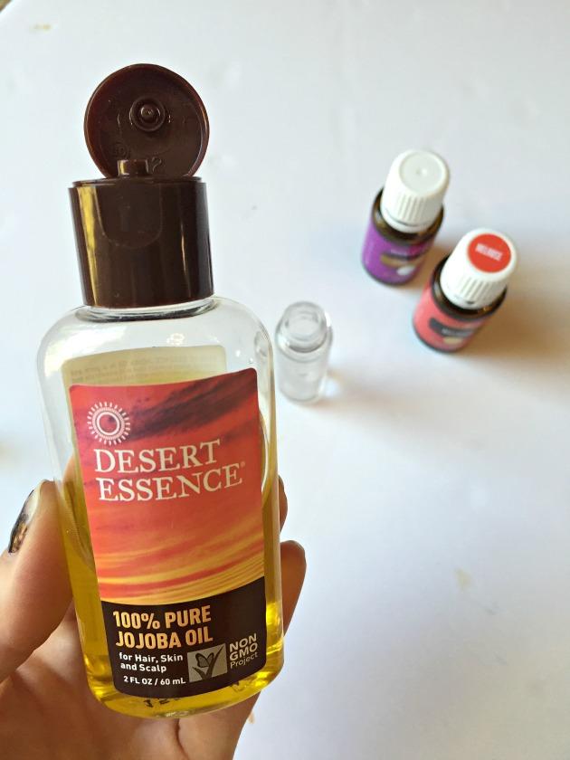 Homemade Facial Moisturizer With Essential Oils for Dry Skin