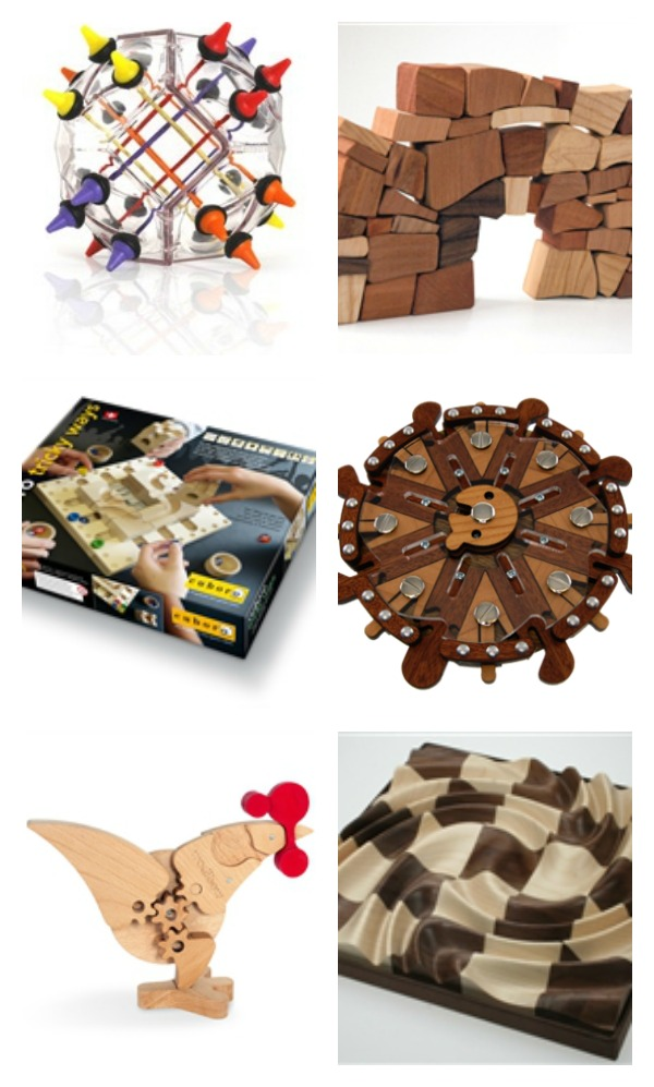 Really Cool Toys For Adults : Difficult d puzzles adults and kids will love family