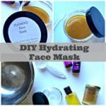 DIY Hydrating Face Mask Using Essential Oils
