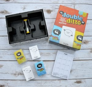 Double Ditto: New Family Board Game Perfect For Holiday Parties (Review & Giveaway)