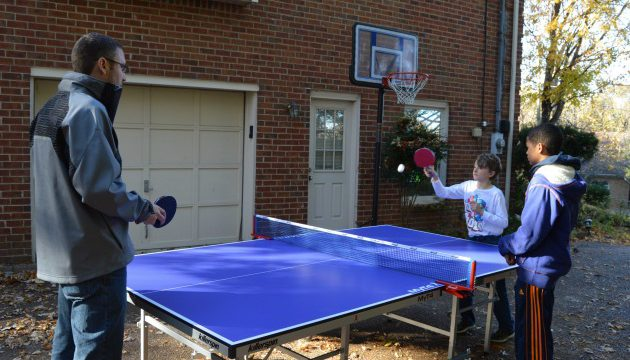 Killerspin Table Tennis Makes It Fun For Your Family To #UnPlugNPlay