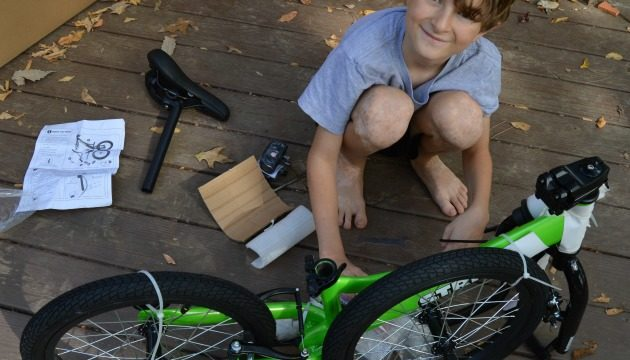 Strider Balance Bike For Kids- A Great Way To Teach An Older Child To Ride A Bike