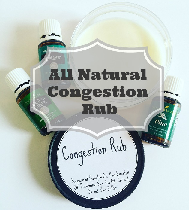 sinus congestion relief