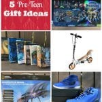 Pre-Teen Gift Ideas For The Holidays