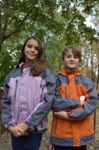 Rain Gear Kids Will Love: Kids Waterproof Jacket Review & Giveaway
