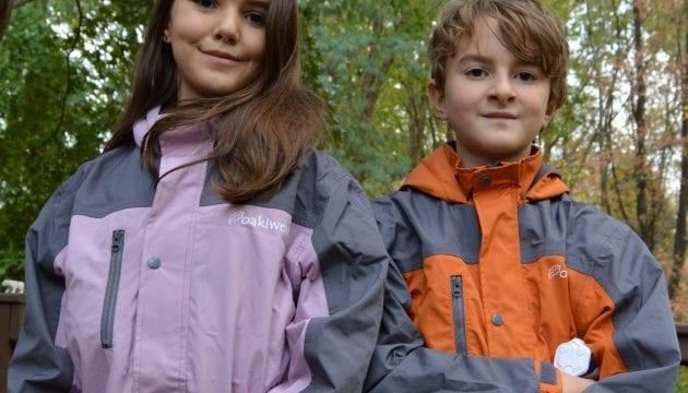 Rain Gear Kids Will Love: Kids Waterproof Jacket Review & Giveaway