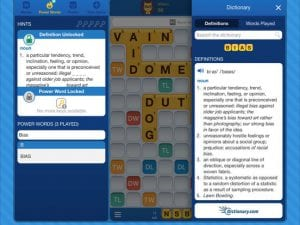 Words With Friends EDU App:  Fun Word Puzzles For Kids That Teach Vocab