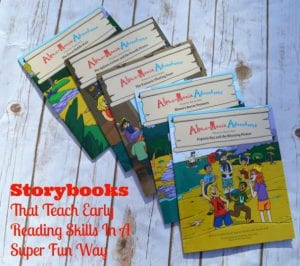 Storybooks That Teach Early Reading Skills With Fun Phonics Games