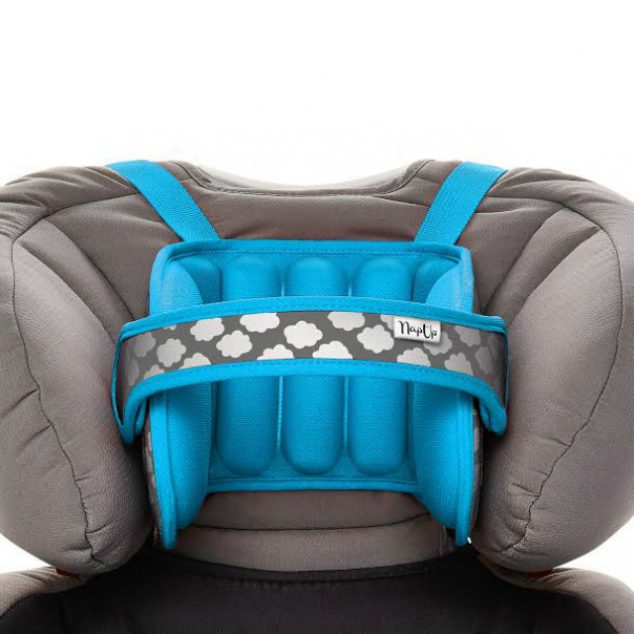NapUp head support for car seats